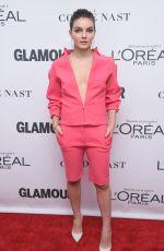 CAMREN BICONDOVA at Glamour Women of the Year Summit in New York 11/13/2017