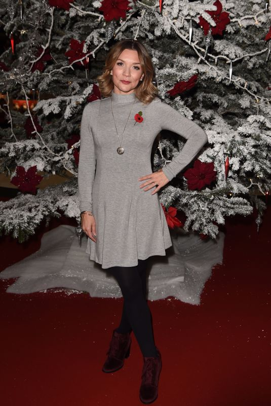 CANDICE BROWN at Ideal Homes Show at Christmas in Manchester 11/08/2017