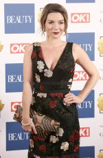 CANDICE BROWN at OK! Magazine Beauty Awards in London 11/28/2017