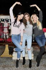 CANDICE SWABNEPOEL, LIU WEN and TAYLOR MARIE HILL a Victoria
