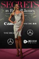 CANDICE SWANEPOEL at Mercedes-Benz Backstage Secrets in Shanghai 11/18/2017