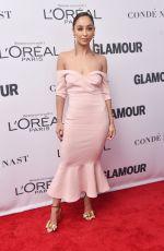 CARA SANTANA at Glamour Women of the Year Summit in New York 11/13/2017