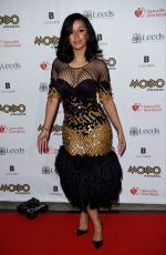 CARDI B at 2017 The Mobo Awards in Leeds 11/29/2017