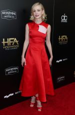 CAREY MULLIGAN at 2017 Hollywood Film Awards in Beverly Hills 11/05/2017