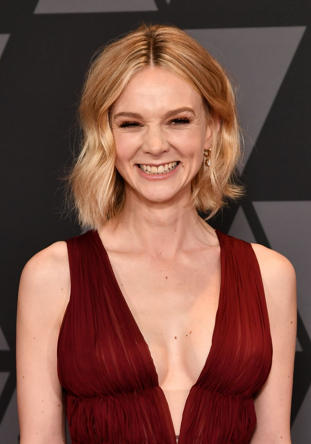 CAREY MULLIGAN at AMPAS 9th Annual Governors Awards in ... Carey Mulligan