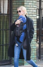 CAREY MULLIGAN Out and About in New York 11/15/2017