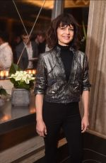 CARLA GUGINO at Call Me by Your Name Screening in New York 11/16/2017
