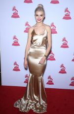 CARLA MAUR at 2017 Latin Recording Academy Person of the Year Awards in Las Vegas 11/15/2017