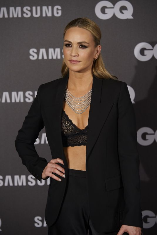 CARMEN JORDA at GQ Men of the Year Awards in Madrid 11/16/2017