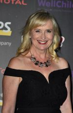 CAROL KIRKWOOD at An Evening with the Stars in London 11/08/2017