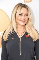 CAROL VORDERMAN at Good Morning Britain in London 11/07/2017