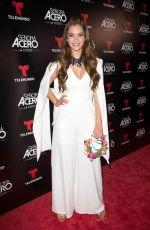 CAROLINA MIRANDA at Telemundo's Senora Acero La Coyote Premiere in Florida 11/06/2017