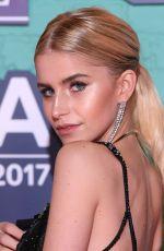 CAROLINE DAUR at 2017 MTV Europe Music Awards in London 11/12/2017