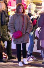 CAROLINE FLACK at Winter Wonderland in Hyde Park in London 11/28/2017