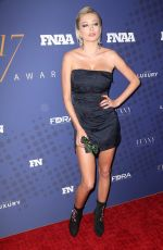 CAROLINE VREELAND at 31st FN Achievement Awards in New York 11/28/2017