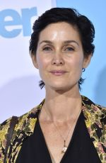 CARRIE-ANNE MOSS at Wonder Premiere in Los Angeles 11/14/2017
