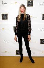 CATHERINE MCCORD at Partypoppost at Peninsula in Beverly Hills 11/03/2017