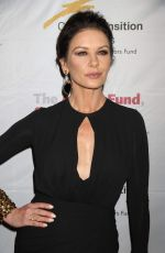 CATHERINE ZETA JONES at Actors Fund Career Transition for Dancers Jubilee Gala in New York 11/01/2017