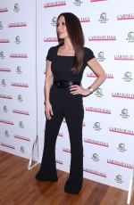 CATHERINE ZETA JONES at The Children's Monologues at Carnegie Hall in New York 11/13/2017