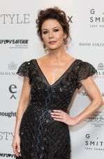 CATHERINE ZETA JONES at Walpole British Luxury Awards in London 11/20/2017