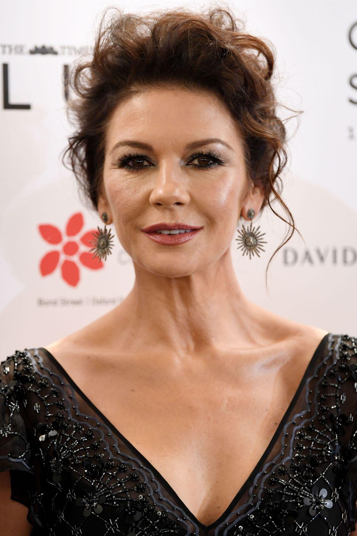 CATHERINE ZETA JONES at Walpole British Luxury Awards in ... Catherine Zeta Jones