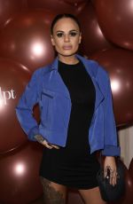 CHANTELLE CONNELLY at Skulpt Non Surgical Clinic Party in Liverpool 11/19/2017