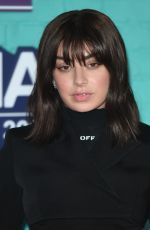 CHARLI XCX at 2017 MTV Europe Music Awards in London 11/12/2017
