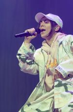 CHARLI XCX Performs at Allstate Arena in Rosemont 11/19/2017