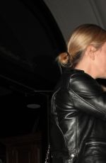 CHARLIZE THERON Leaves Craig