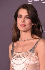 CHARLOTTE CASIRAGHI at 2017 LACMA Art + Film Gala in Los Angeles 11/04/2017