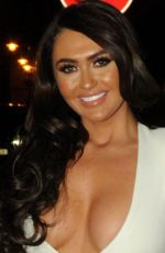 CHARLOTTE DAWSON Night Out in Leeds 11/12/2017