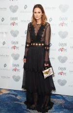 CHARLOTTE DE CARLE at Chain of Hope Gala in London 11/17/2017