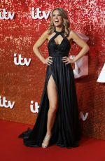 CHARLOTTE HAWKINS at ITV Gala Ball in London 11/09/2017