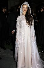 CHARLOTTE LE BON at Dior Party in Madrid 11/22/2017
