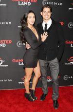 CHERIE JIMENEZ at Gangster Land Premiere in Los Angeles 11/29/2017