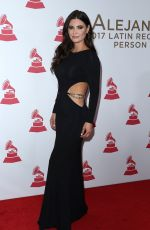CHIQUINQUIRA DELGADO at 2017 Latin Recording Academy Person of the Year Awards in Las Vegas 11/15/2017