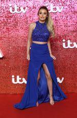 CHLOE CROWHURST at ITV Gala Ball in London 11/09/2017