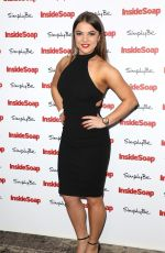 CHLOE HEWITT at Inside Soap Awards 2017 in London 11/06/2017