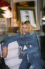 CHLOE SEVIGNY For Proenza & Schouler Pswl Ad Campaign 2017