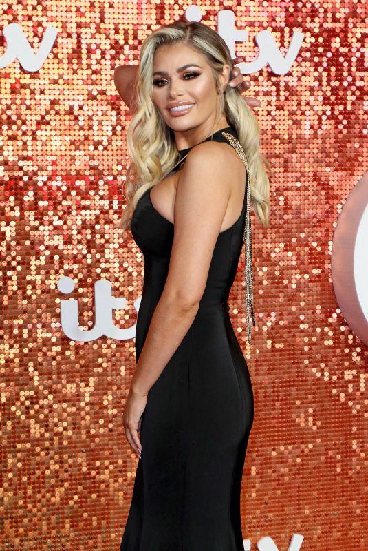 CHLOE SIMS at ITV Gala Ball in London 11/09/2017