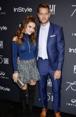 CHRISHELL STAUSE at HFPA & Instyle Celebrate 75th Anniversary of the Golden Globes in Los Angeles 11/15/2017