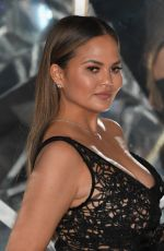CHRISSY TEIGEN at Forevermark NYC Event 11/07/2017