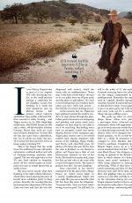 CHRISSY TEIGEN in Marie Claire Magazine, Australia January 2018