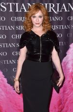 CHRISTINA HENDRICKS at Dresses to Dream About Book Launch in New York 11/08/2017
