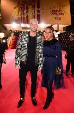 CHRISTINA MILIAN at NRJ Music Awards in Cannes 11/04/2017
