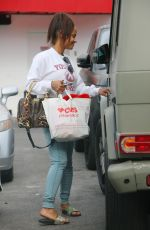 CHRISTINA MILIAN Leaves CSV Store in Los Angeles 11/27/2017