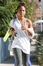 CHRISTINA MILIAN Out and About in Studio City 11/07/2017