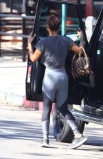 CHRISTINA MILIAN Out and About in Studio City 11/24/2017