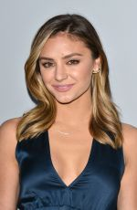 CHRISTINE EVANGELISTA at NBC/Universal's Press Junket in Los Angeles 11/13/2017