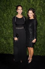 CHRISTY TURLINGTON at Museum of Modern Art Film Benefit – A Tribute To Julianne Moore in New York 11/13/2017